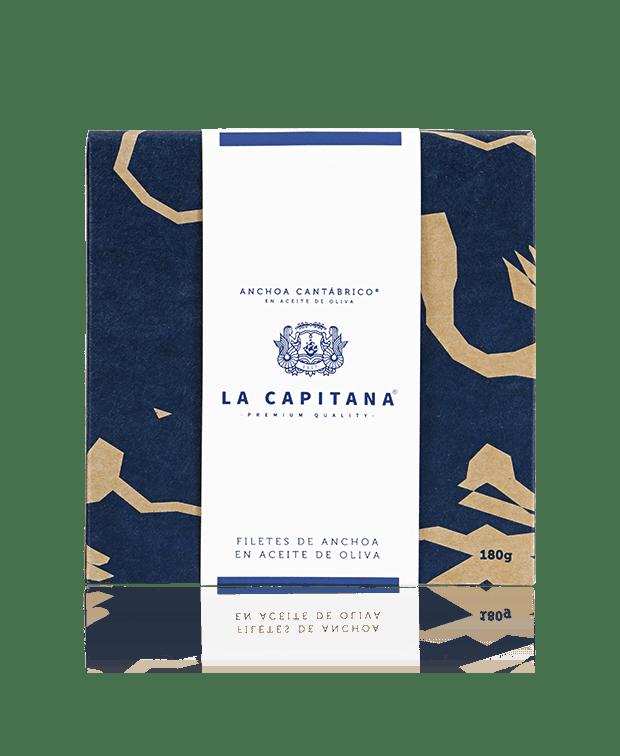 Caja de Anchoas del Cantábrico
